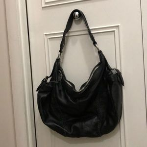 Coldwater Creek Black Bag